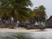 Pequeña Playa en el Hotel Yandup Lodge