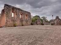 Plaza Mayor en Panamá la Vieja
