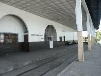Vista Frontal del Ferrocarril - La Concepción, Bugaba