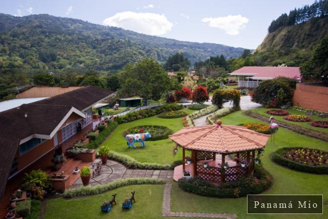 El Jardin Boquete Panam 225 Mio