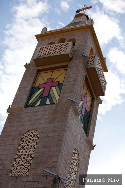 Campanario de la Iglesia de Alanje