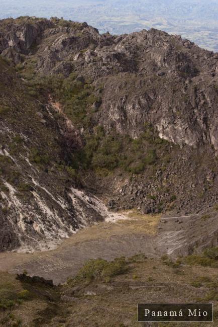 El Crater de Volcan Baru